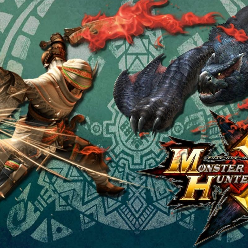 10 Best Monster Hunter X Wallpaper FULL HD 1080p For PC Background 2020 free download monster hunter x sword and shield trailer analysis greed squad 800x800