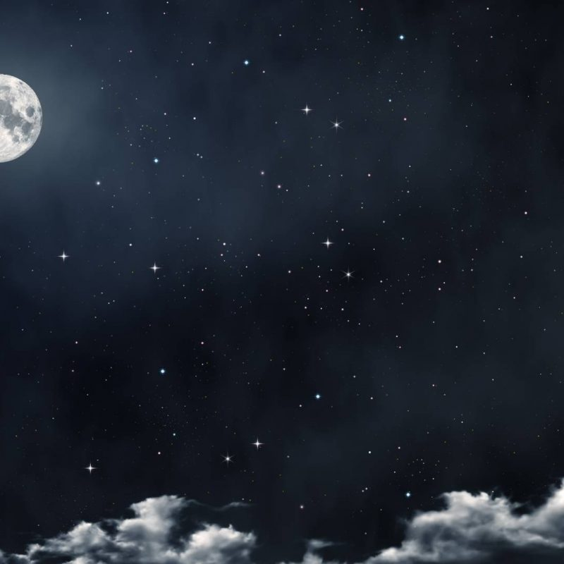 10 New Stars And Moon Wallpaper FULL HD 1920×1080 For PC Desktop 2021 free download moon and stars space cool fun hd wallpaper mural ideas pinterest 800x800