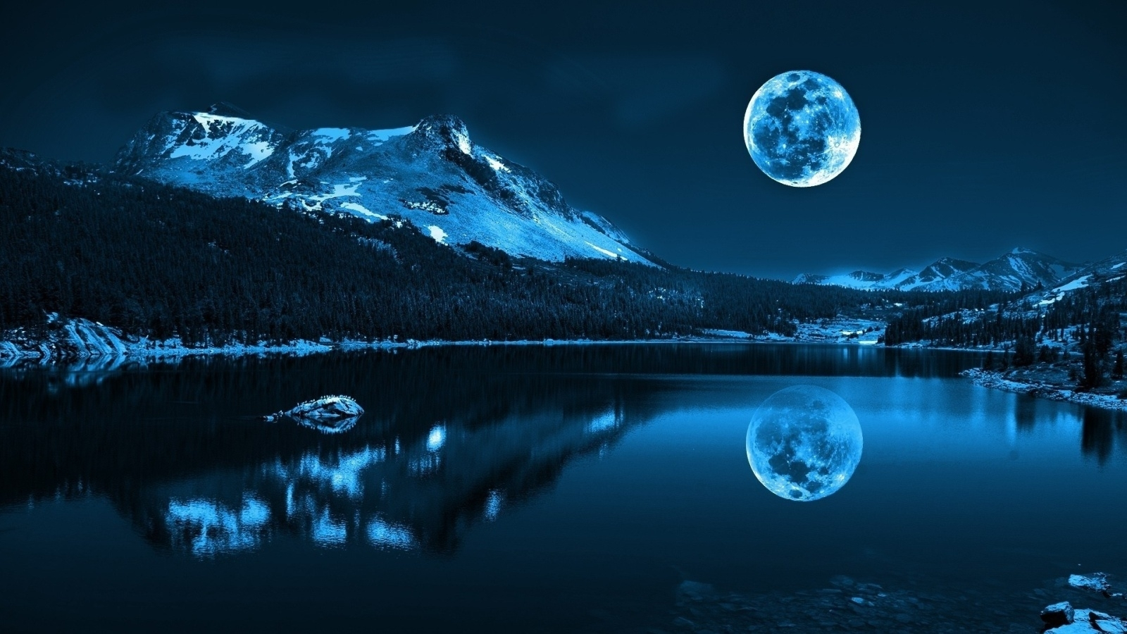 moon-beautiful-hd-free-wallpapers - hd wallpaper