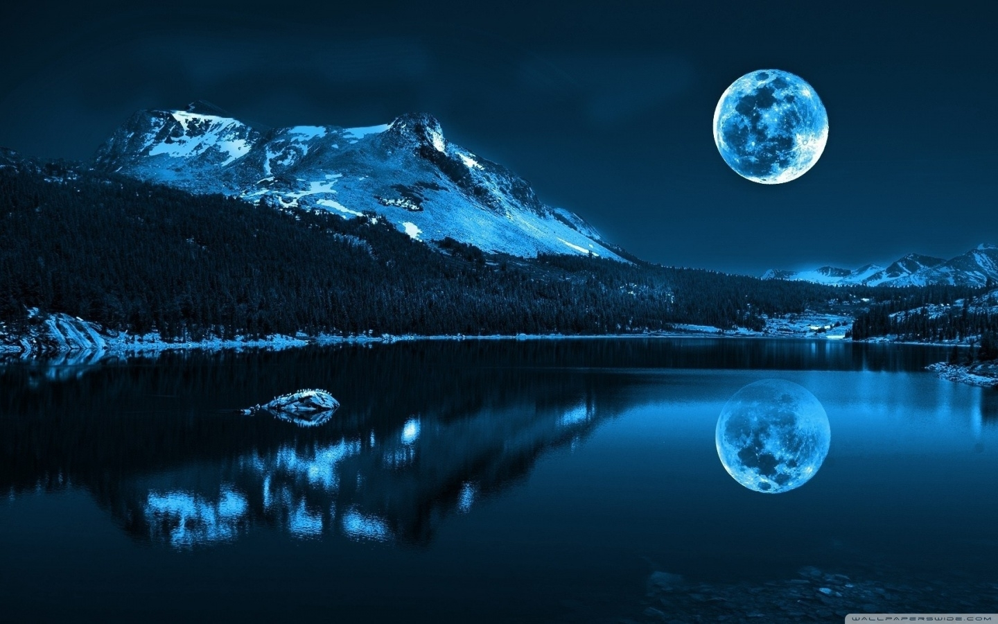 moonlight night ❤ 4k hd desktop wallpaper for 4k ultra hd tv • wide