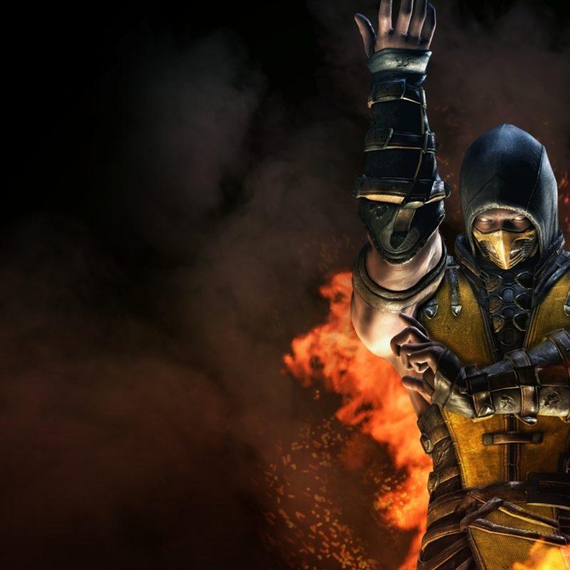 10 Best Scorpion Mortal Kombat Wallpapers FULL HD 1080p For PC Desktop 2018 free download mortal kombat x inferno scorpion wallpapers hd wallpapers id 17989 800x800