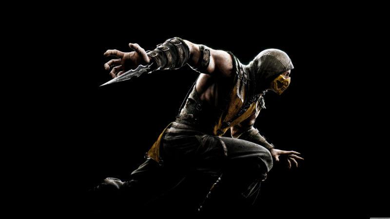 10 Top Mortal Kombat Xl Wallpaper FULL HD 1080p For PC Desktop 2020 free download mortal kombat x scorpion uhd 8k wallpaper pixelz 800x450