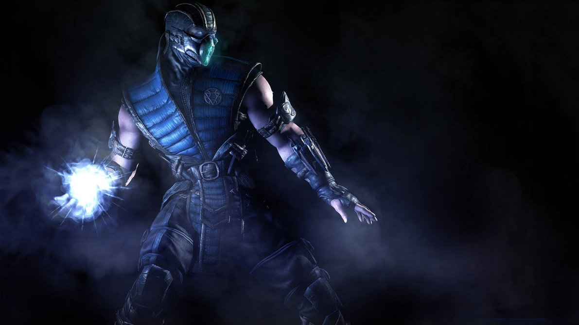 mortal kombat x sub zero wallpaperfreddylolbear on deviantart