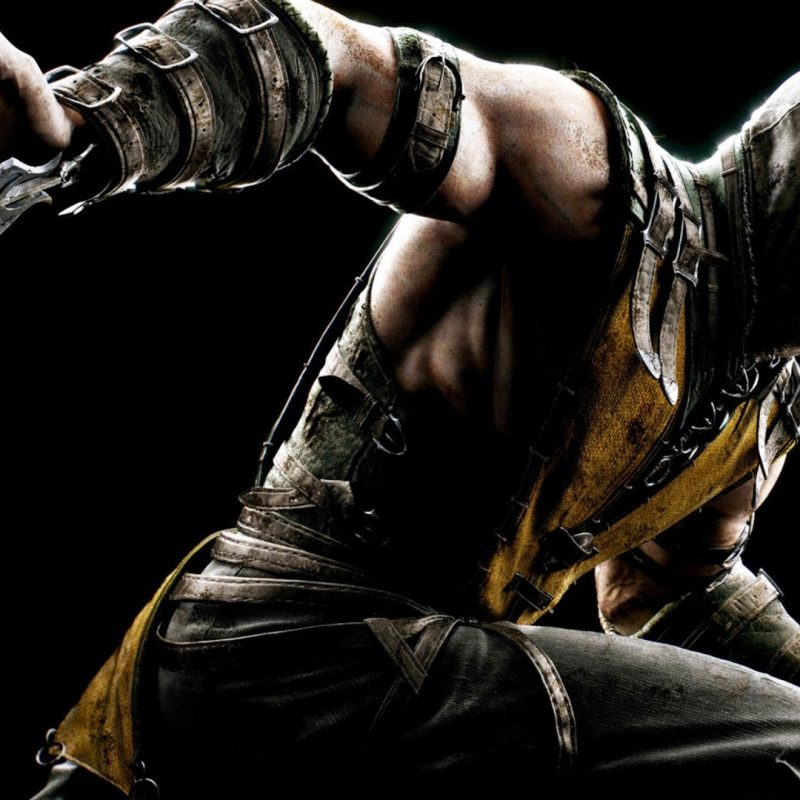 10 Best Scorpion Mortal Kombat Wallpapers FULL HD 1080p For PC Desktop 2018 free download mortal kombat x wallpaper wallpaper hd 1080p pinterest 800x800