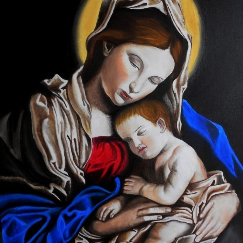 10 Best Pictures Of Mary And Baby Jesus FULL HD 1920×1080 For PC Desktop 2018 free download mother mary and baby jesus touchtalent for everything creative 800x800