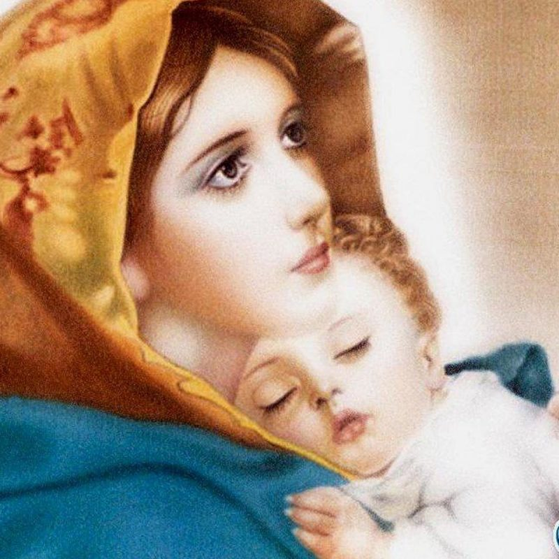 10 Top Mother Mary And Baby Jesus FULL HD 1920×1080 For PC Desktop 2020 free download mother mary with baby jesus wallpaper 34 images 800x800