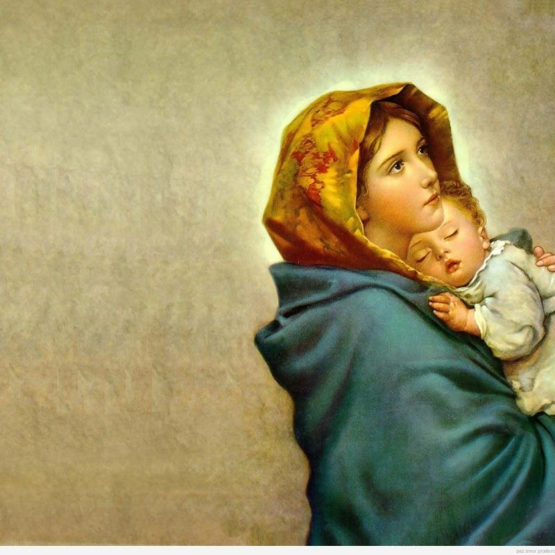 10 Top Mother Mary And Baby Jesus FULL HD 1920×1080 For PC Desktop 2020 free download mother mary with baby jesus wallpapers wallpaper cave adorable 800x800