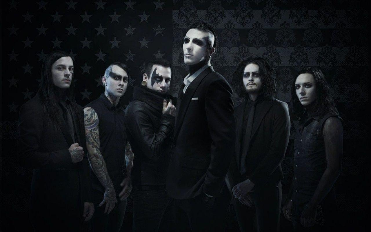motionless in white wallpapers - wallpaper cave