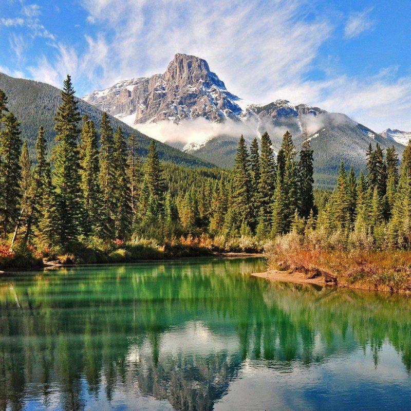 10 New Rocky Mountains Wallpaper Hd FULL HD 1080p For PC Desktop 2018 free download mountain nature landscape cloud lake tree reflection river rock hd 800x800