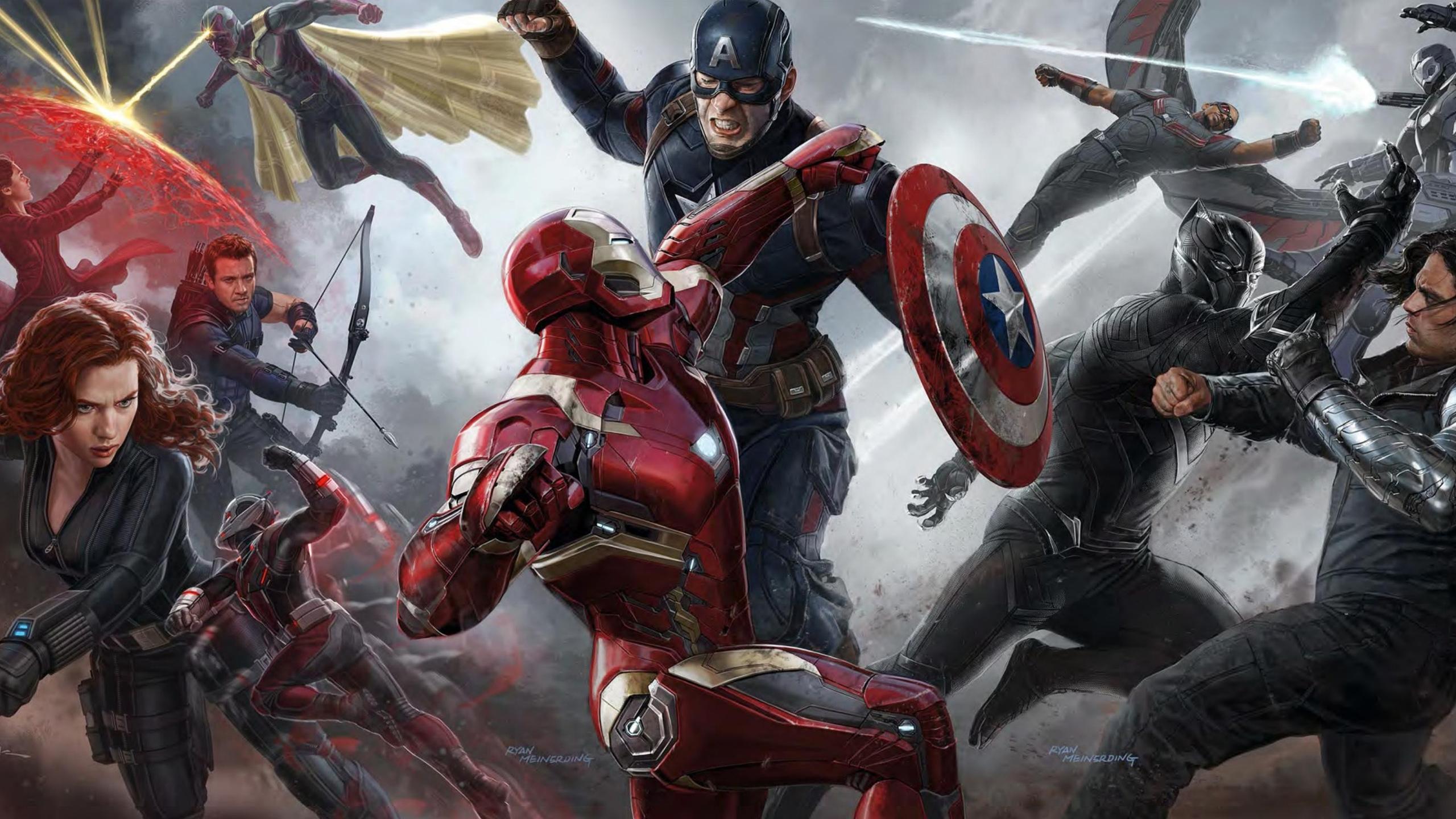 movies captain america civil war wallpapers (desktop, phone, tablet