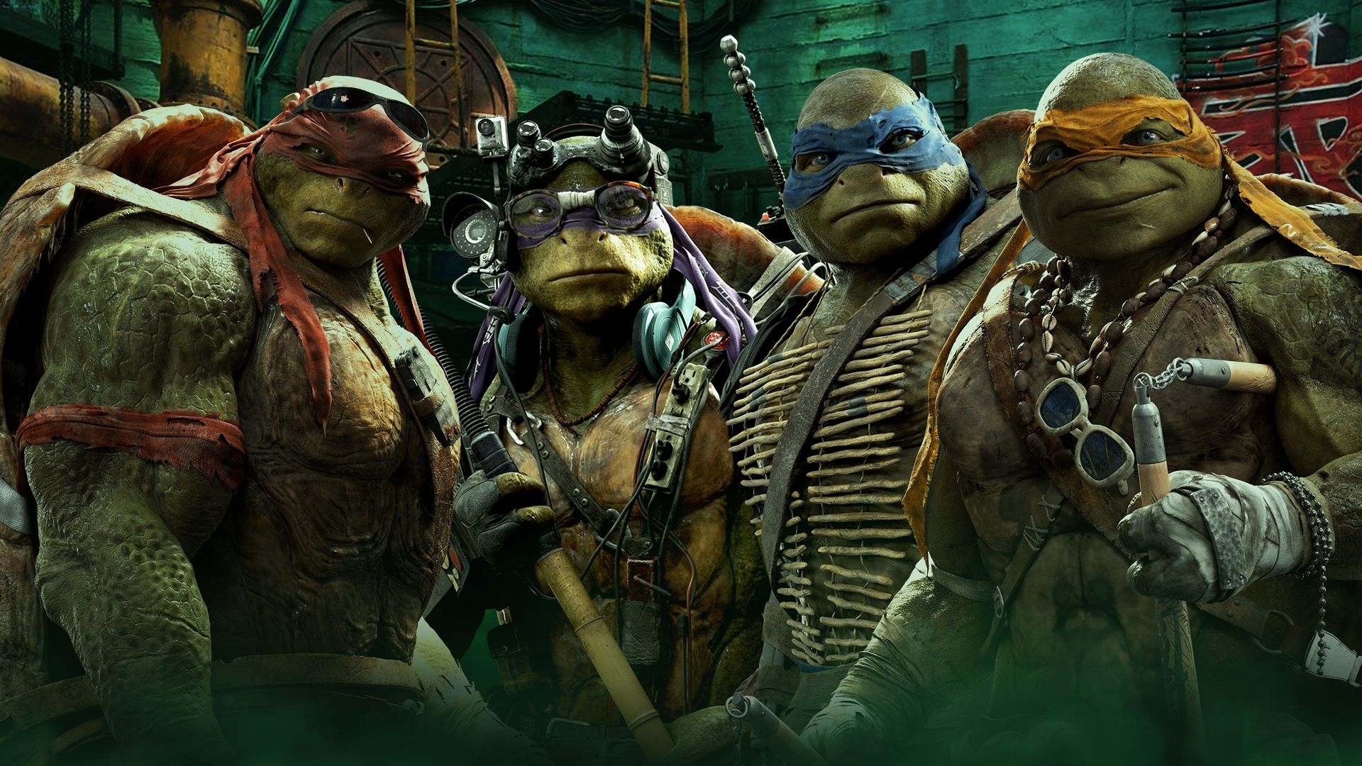 movies teenage mutant ninja wallpapers (desktop, phone, tablet