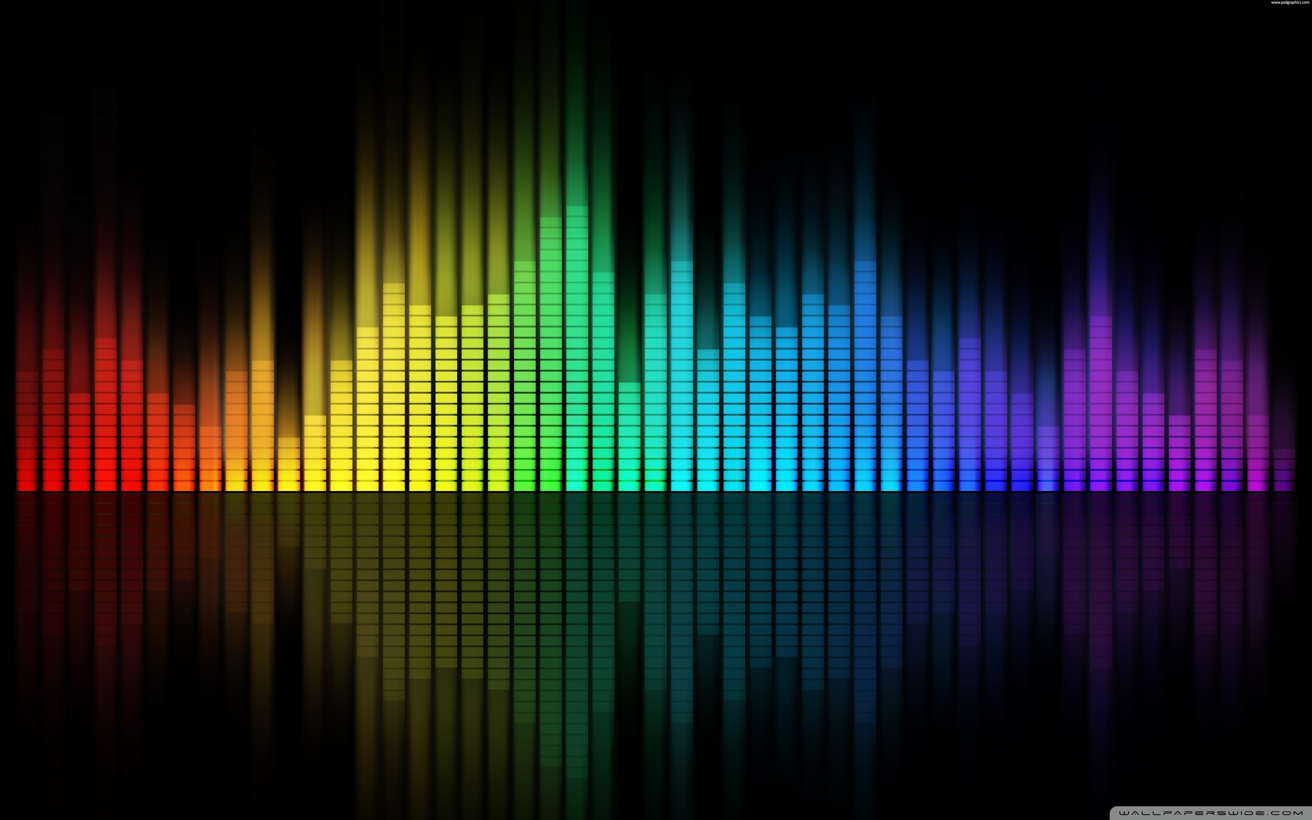music equalizer ❤ 4k hd desktop wallpaper for 4k ultra hd tv • wide