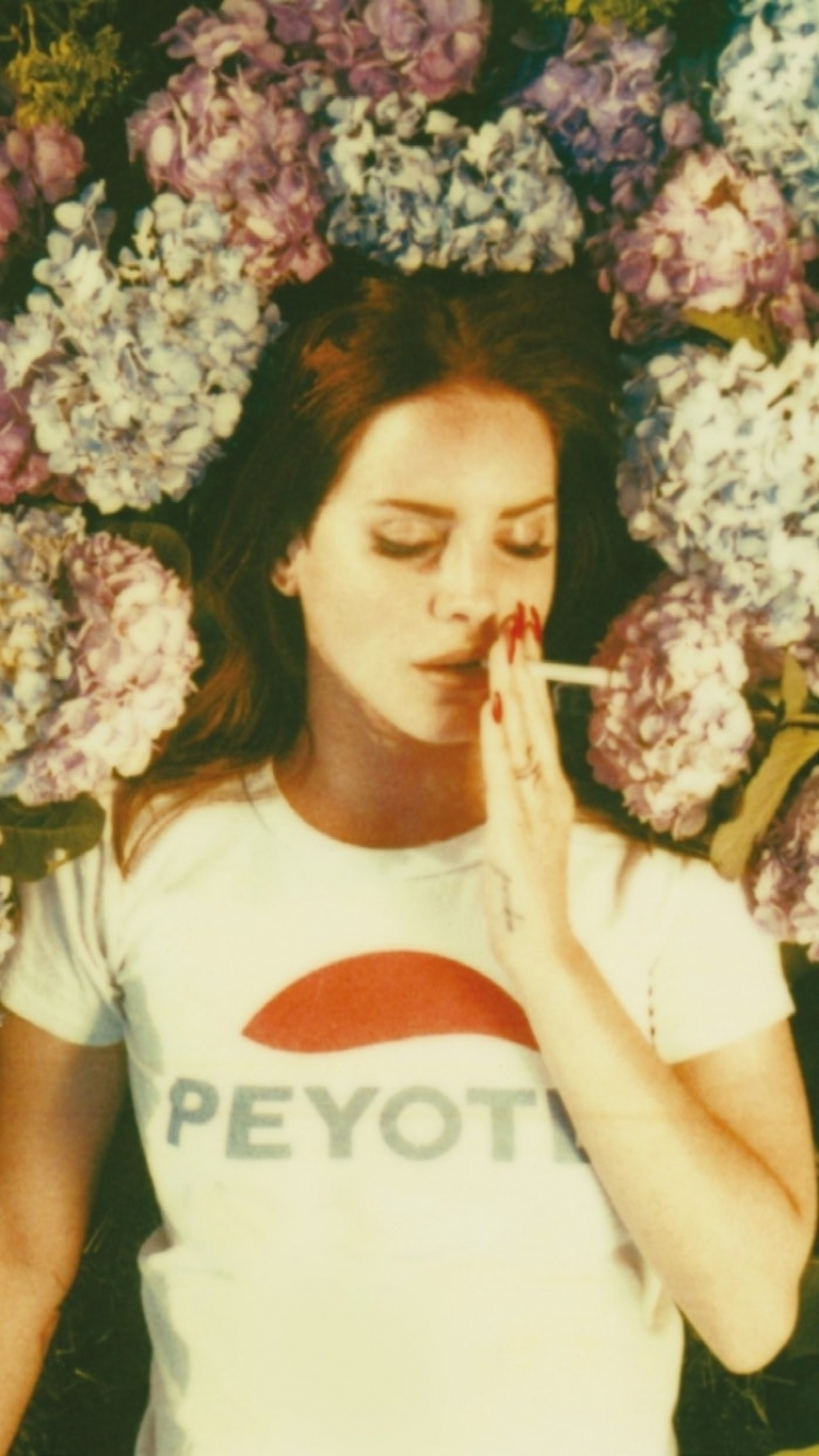 music/lana del rey (750x1334) wallpaper id: 593758 - mobile abyss
