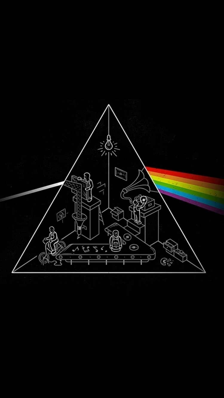 music/pink floyd (750x1334) wallpaper id: 137717 - mobile abyss