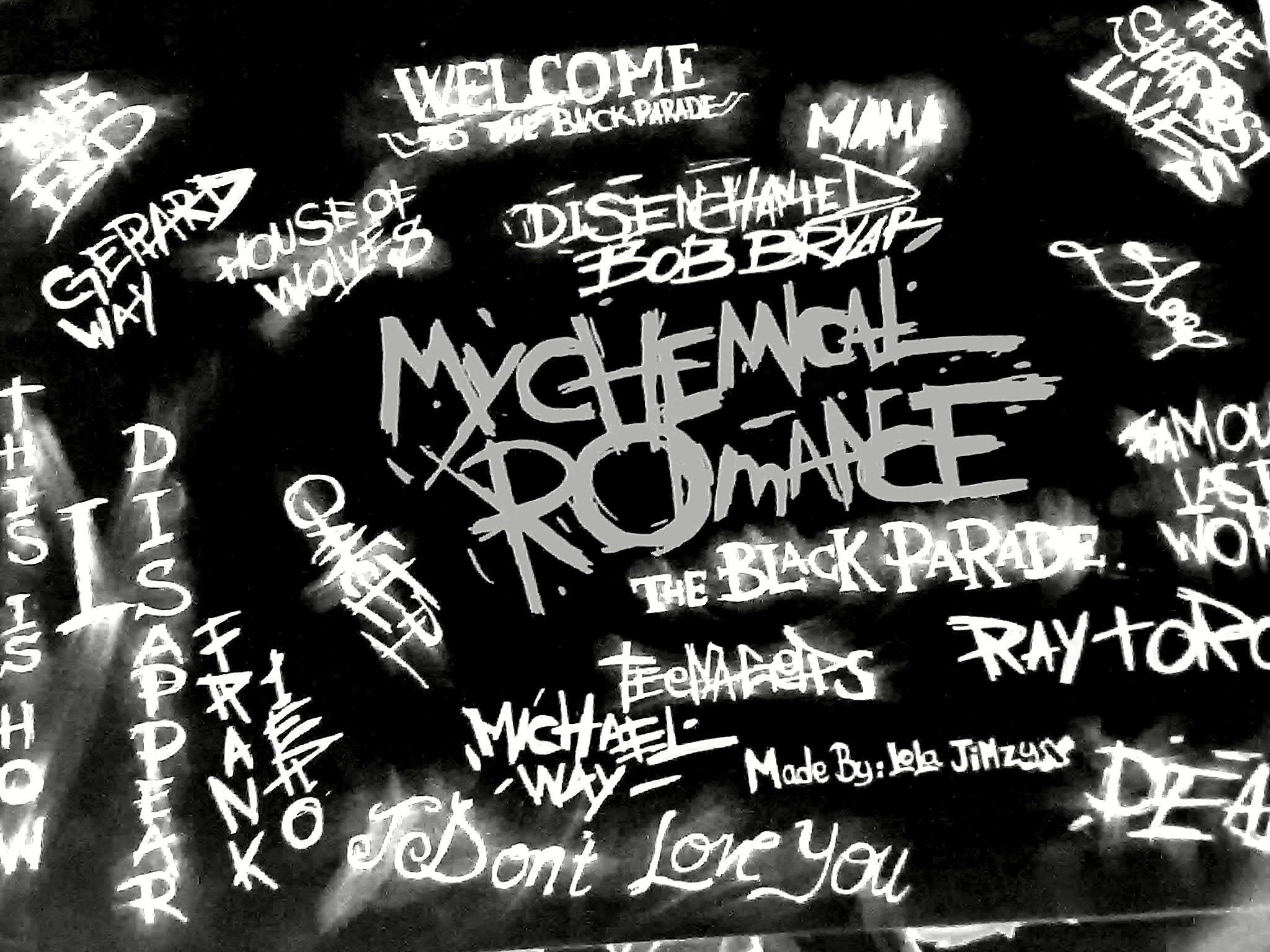 my chemical romance hd backgrounds | pixelstalk
