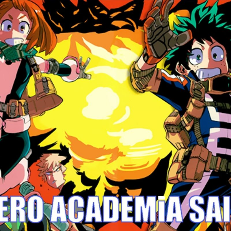 10 Latest My Hero Academia Wallpaper 1920X1080 FULL HD 1920×1080 For PC Desktop 2018 free download my hero academia saison 1 mini menu manga youtube 800x800
