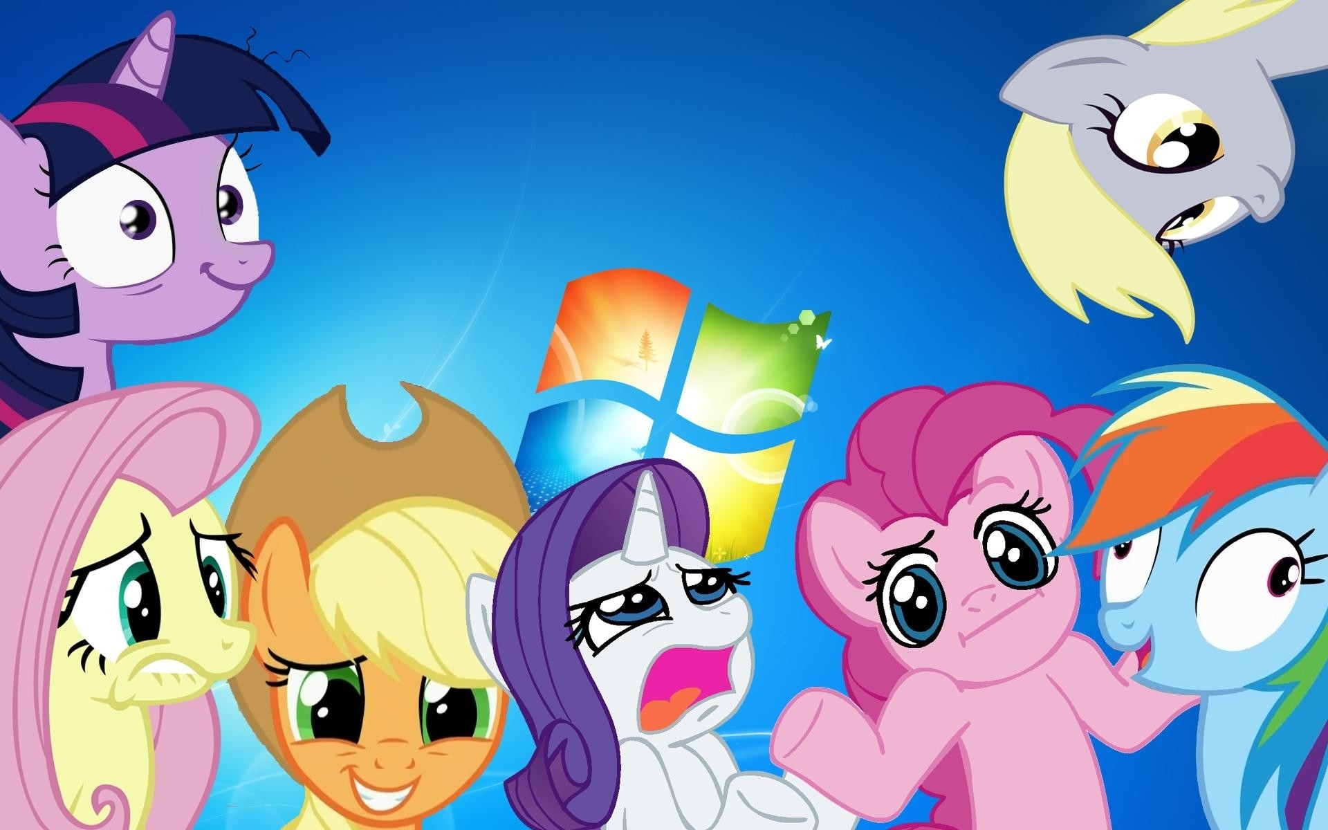 my little pony desktop wallpaper (75+ images)
