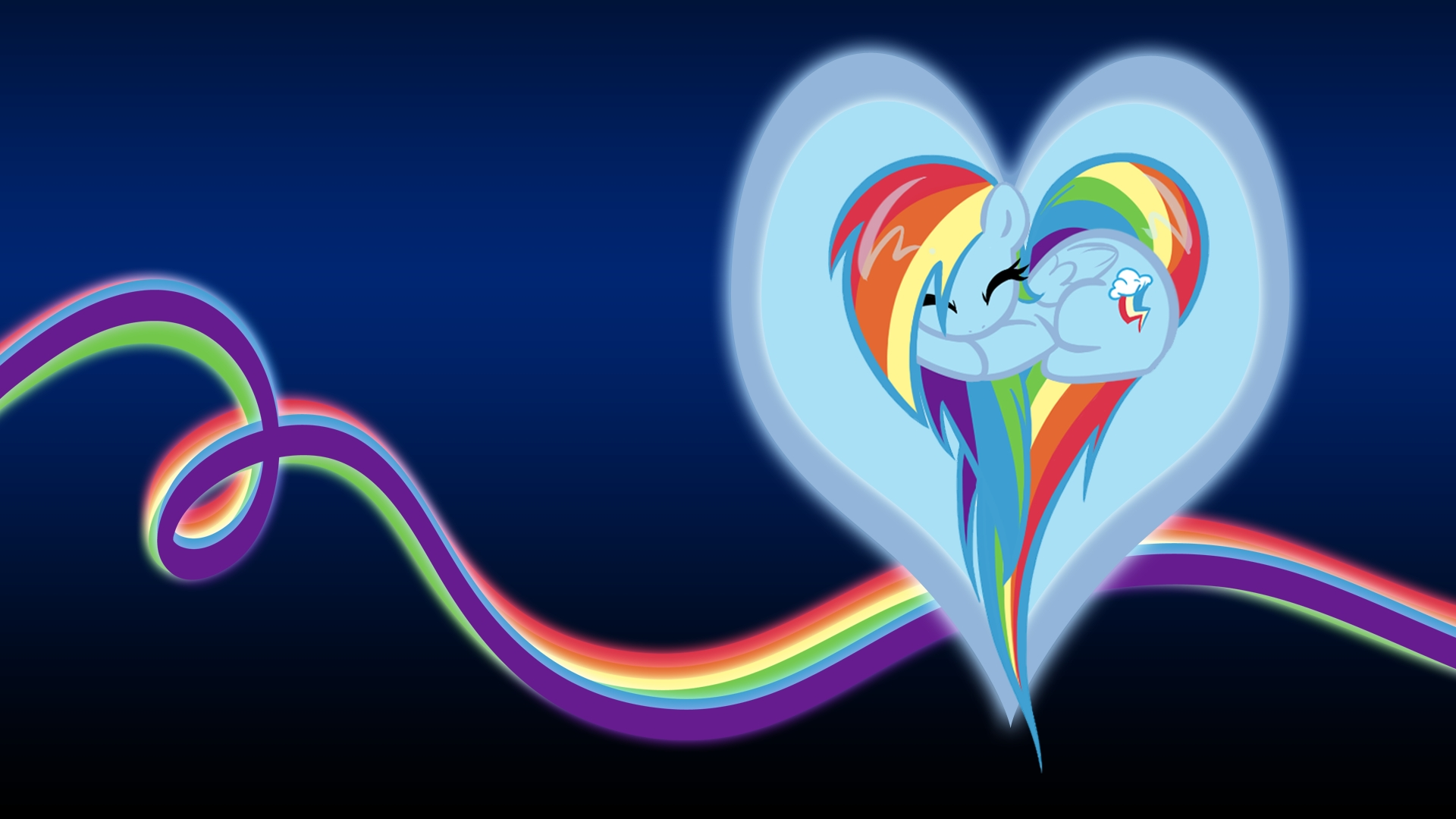 my little pony rainbow dash wallpapers - wallpaper cave | ponies