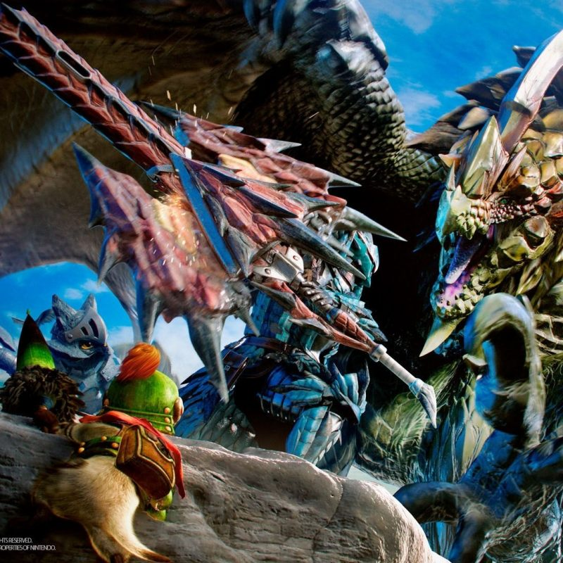 10 Best Monster Hunter 4 Wallpaper FULL HD 1080p For PC Desktop 2020 free download my picture collection of monster hunter wallpapers and art hd 800x800