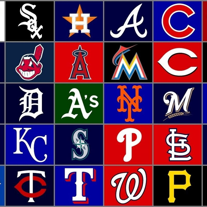 10 Top Every Baseball Team Logo FULL HD 1080p For PC Background 2020 free download my rankings of all 30 mlb teams logos youtube 800x800