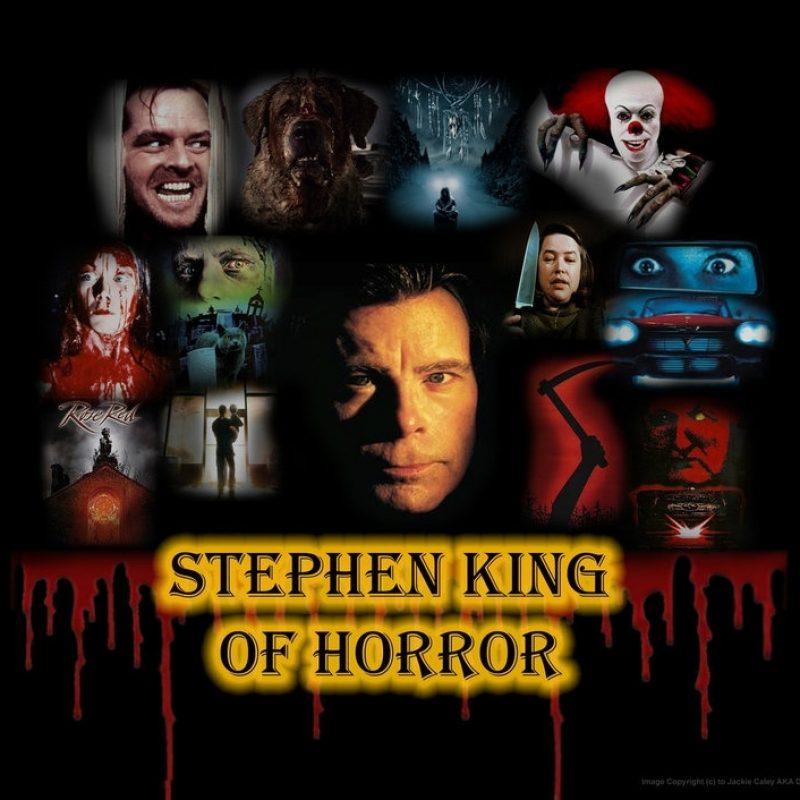10 Latest Stephen King It Wallpaper FULL HD 1920×1080 For PC Background 2018 free download my stephen king tribute wallpaperdragonheartluver on deviantart 800x800