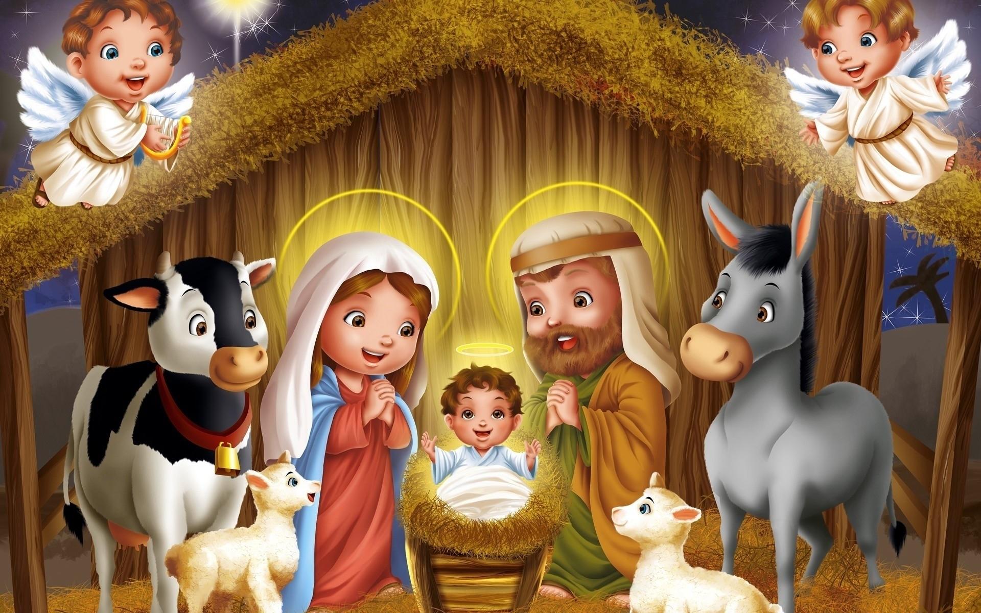naissance de jésus christ fond d'écran hd wallpaper hq
