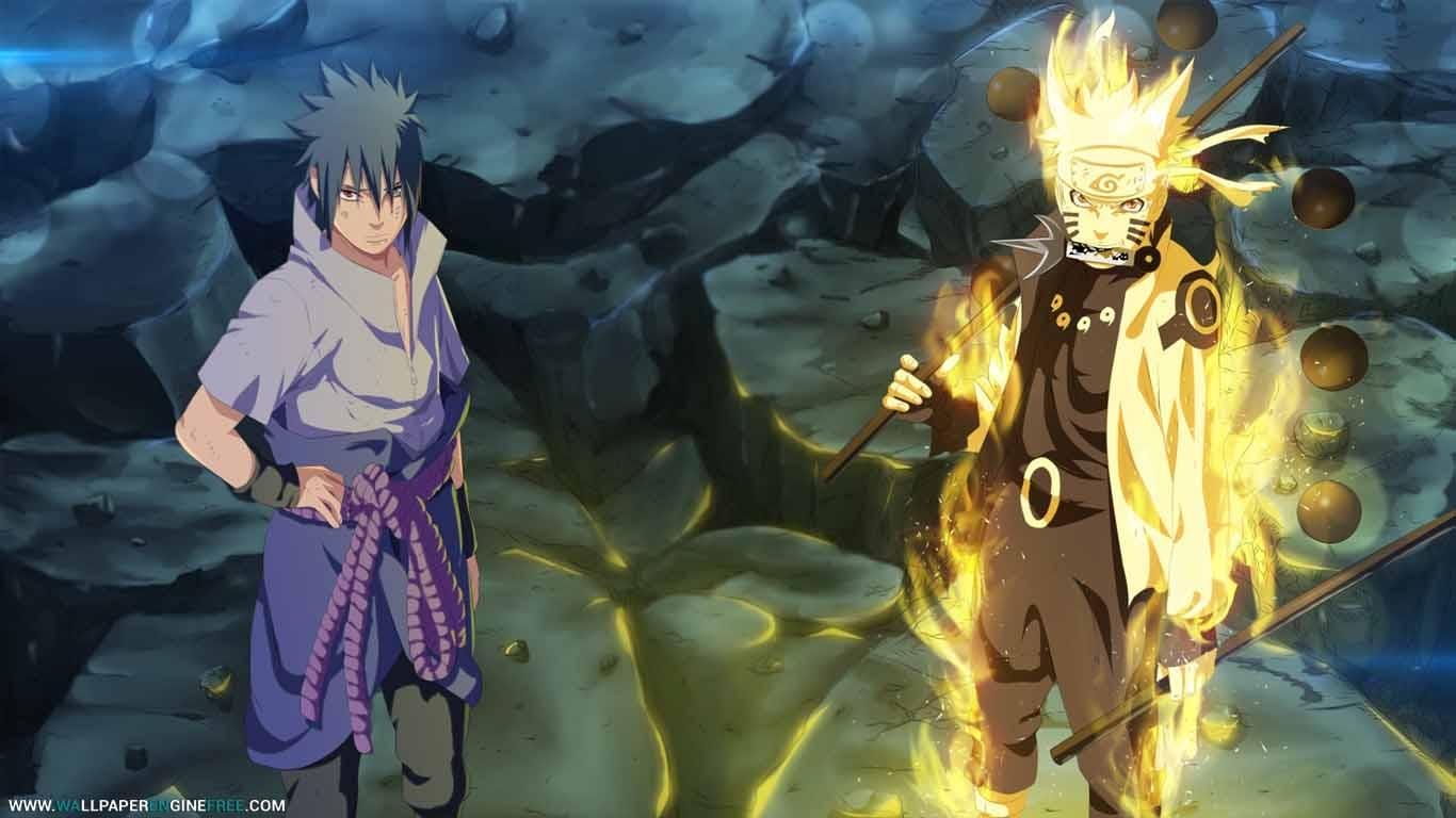 10 New Sasuke And Naruto Wallpaper FULL HD 1080p For PC ...
