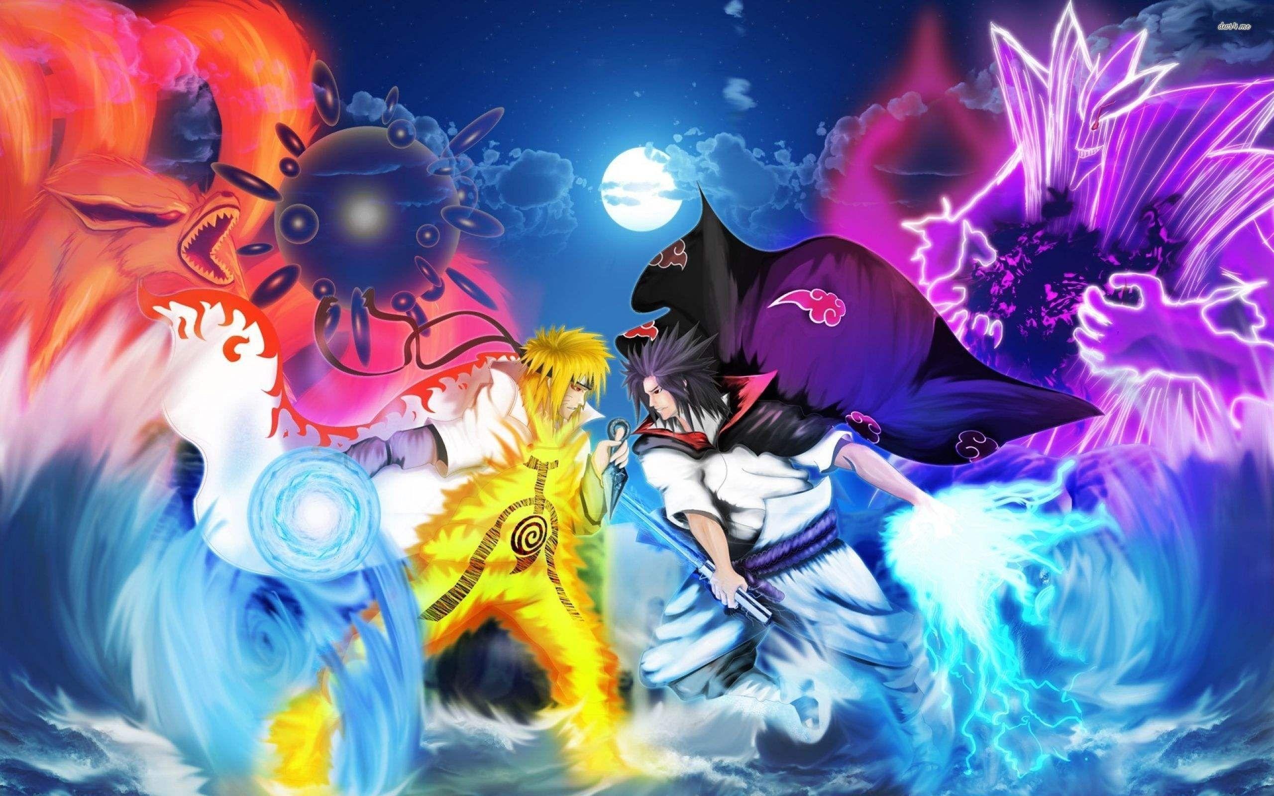 10 Top Naruto And Sasuke Wallpaper Hd FULL HD 1080p For PC ...