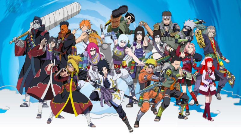 10 Best Naruto All Characters Wallpaper FULL HD 1080p For PC Desktop 2018 free download naruto character wallpapers wallpaper cave 800x450