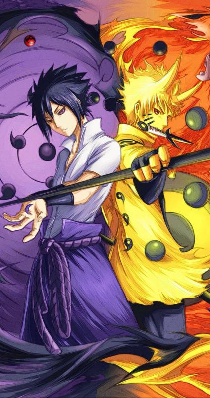 10 Most Popular Pictures Of Naruto And Sasuke FULL HD 1080p For PC Desktop 2020 free download naruto sasuke sharinnegan kakkoi desu ne there is more naruto 424x800