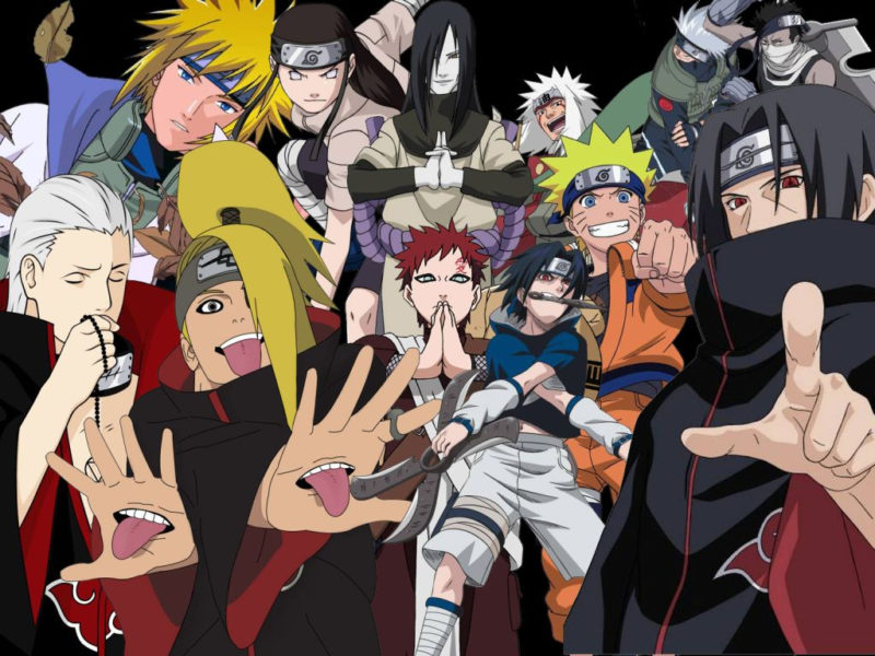 10 Best Naruto All Characters Wallpaper FULL HD 1080p For PC Desktop 2018 free download naruto shippuden all characters wallpaper sf wallpaper 800x600