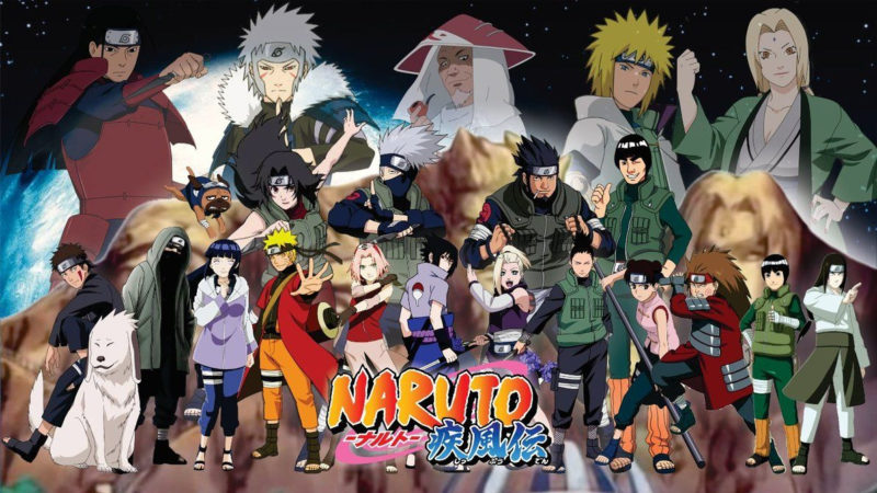 10 Best Naruto All Characters Wallpaper FULL HD 1080p For PC Desktop 2018 free download naruto shippuden all characters wallpapers top free naruto 800x450