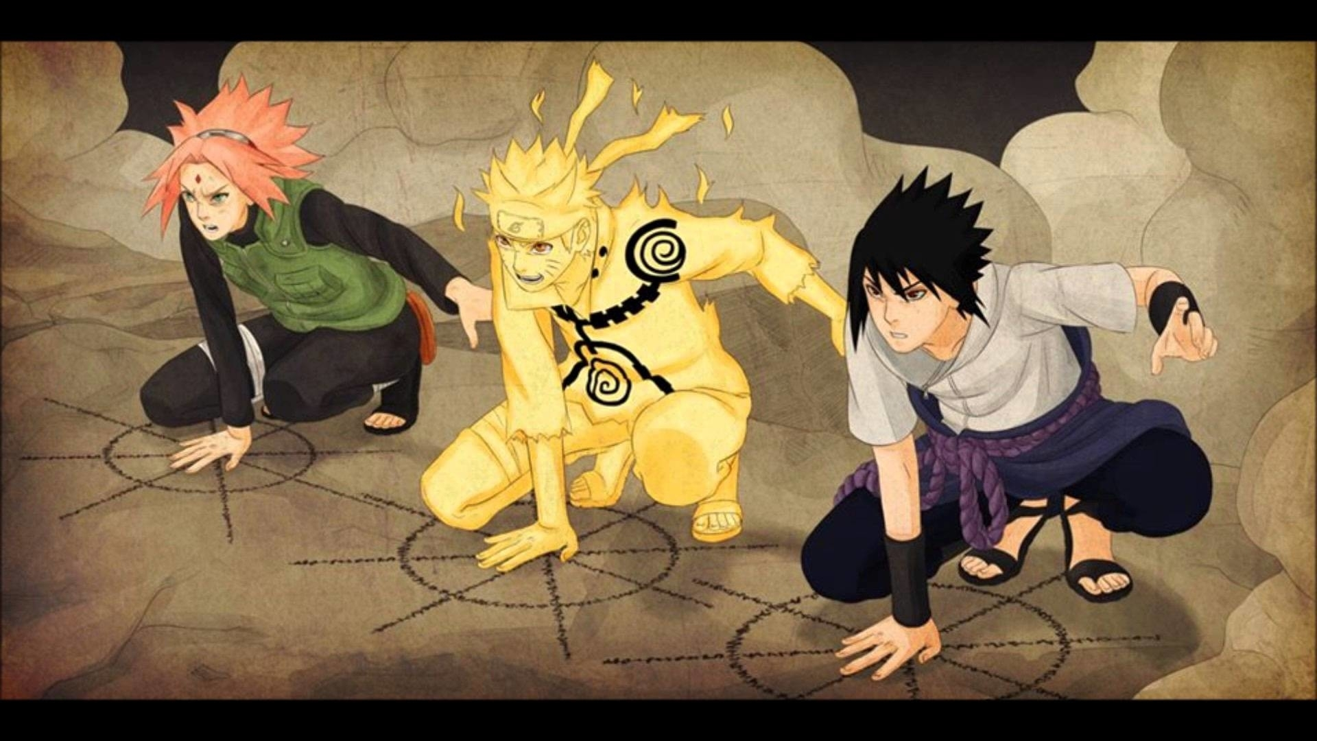 naruto team 7 wallpapers (62+ images)