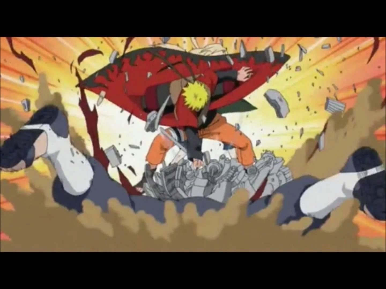 naruto vs pain (hd) [full fight] - youtube