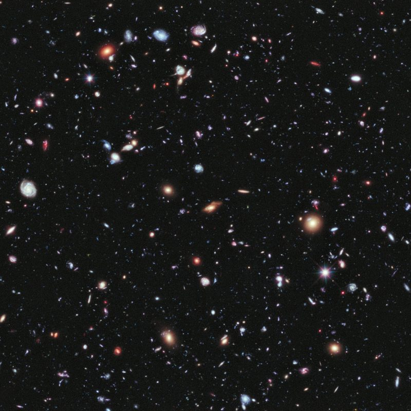 10 New Hubble Deep Field Wallpaper FULL HD 1080p For PC Background 2018 free download nasa hubble goes to the extreme to assemble farthest ever view of 2 800x800