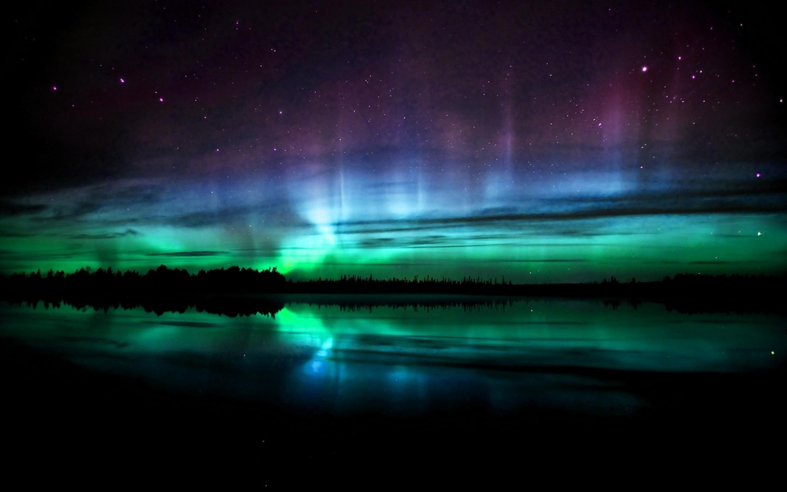 natural wonders of the northern lights hd wallpaper (1) #16