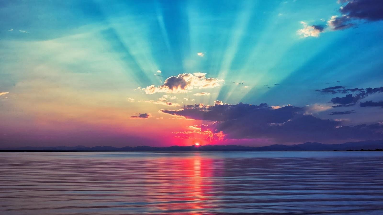 nature & landscape dee why beach sunrise wallpapers (desktop, phone
