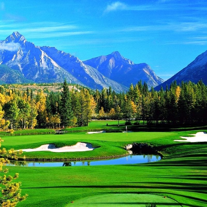 10 Top Golf Course Desktop Backgrounds FULL HD 1920×1080 For PC Background 2020 free download nature landscape golf course wallpapers desktop phone tablet 3 800x800