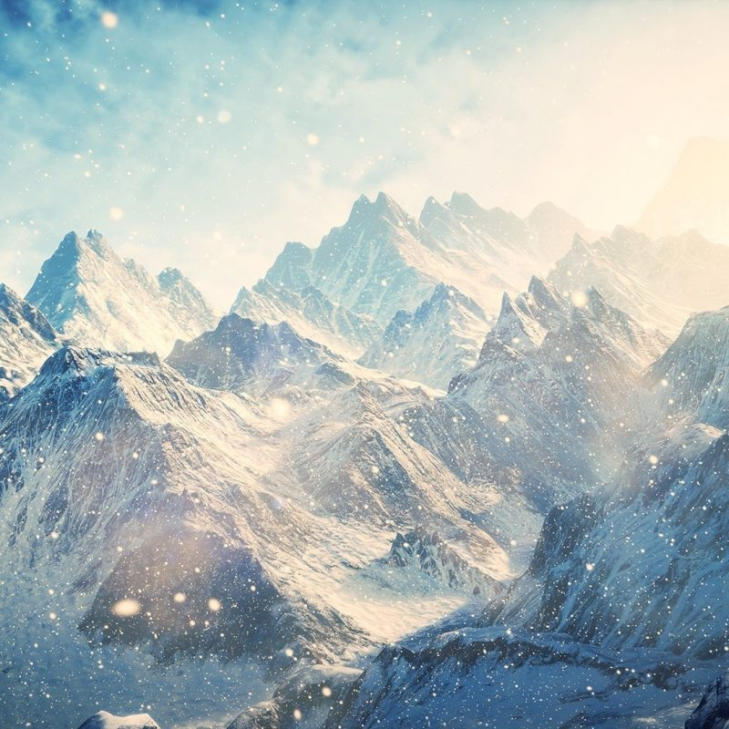 10 Most Popular Snowy Mountain Wallpaper Hd FULL HD 1920×1080 For PC Desktop 2021 free download nature landscape snow mountains wallpapers desktop phone tablet 800x800