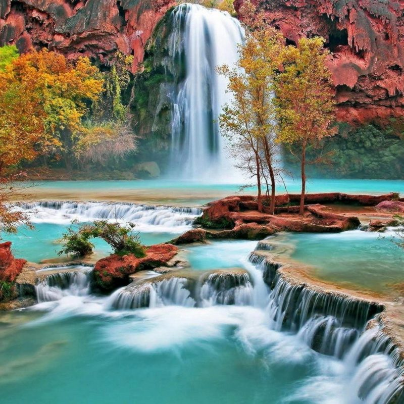 10 Latest Hd Waterfall Wallpapers 1080P FULL HD 1920×1080 For PC Desktop 2020 free download nature wallpapers beautiful autumn waterfall wallpaper 30777 hd 800x800