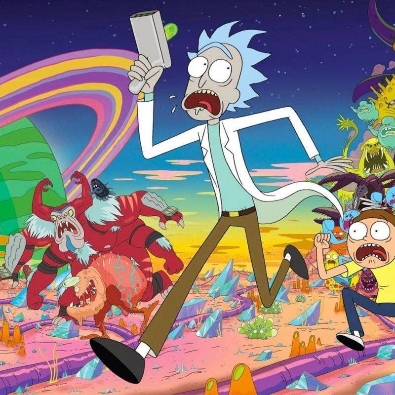 10 Latest Rick And Morty 1920X1080 FULL HD 1080p For PC Background 2018 free download need 7 objets immanquables pour les mordus de rick and morty 800x800