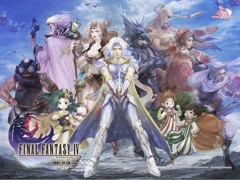 10 Latest Final Fantasy Iv Wallpaper FULL HD 1920×1080 For PC Desktop 2020 free download neue wallpaper zu final fantasy iv 800x600
