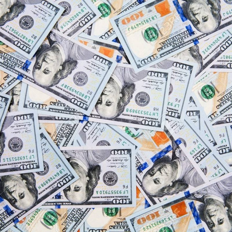 10 New 100 Dollar Bills Background FULL HD 1080p For PC Background 2020 free download new 100 dollar bill isolated on a white background stock photo 800x800