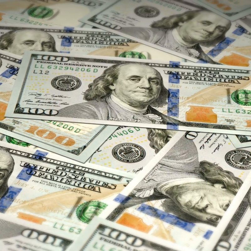 10 Most Popular Pics Of 100 Dollar Bills FULL HD 1080p For PC Desktop 2020 free download new 100 dollar bills swing animation motion background videoblocks 800x800