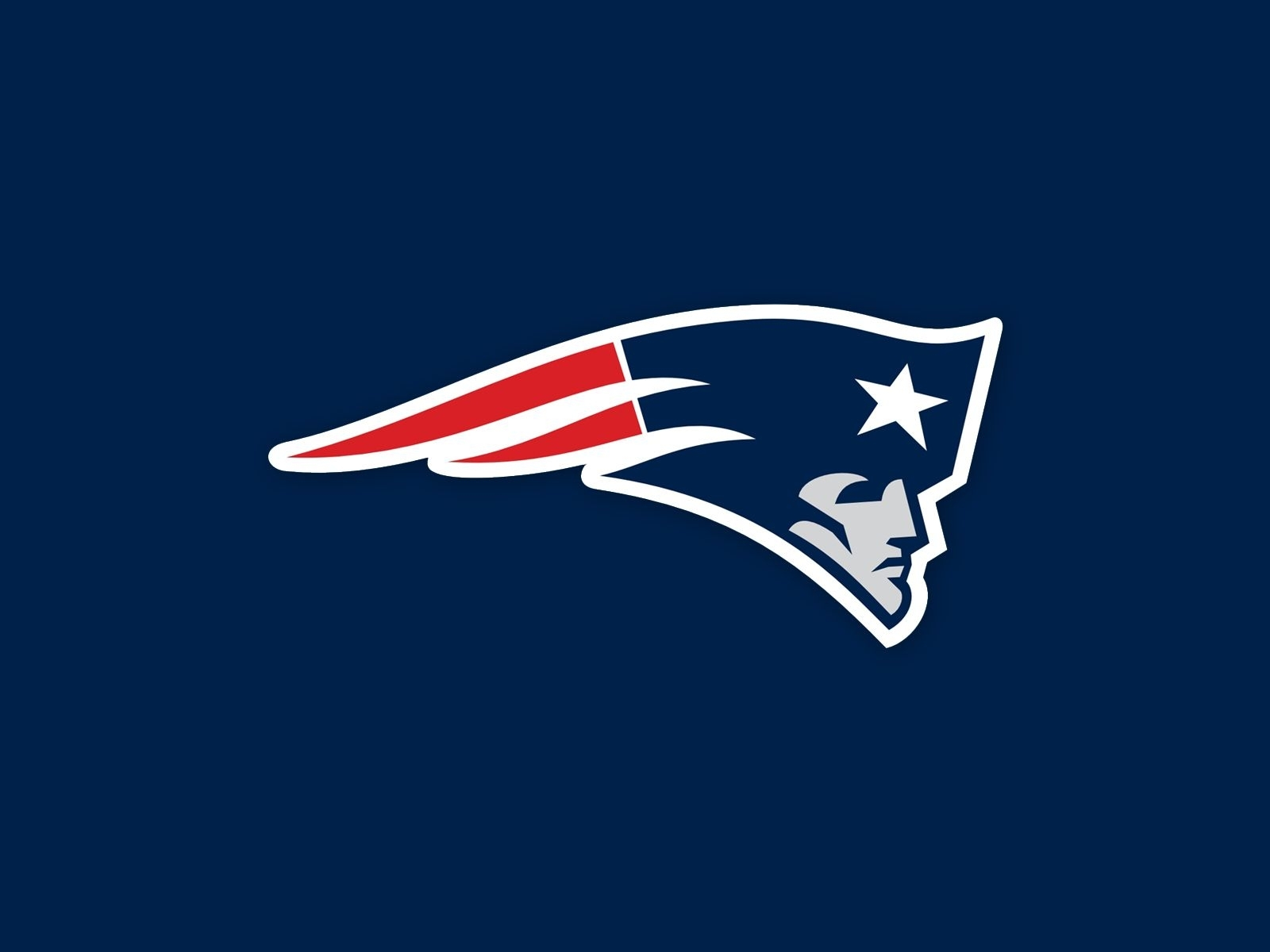 new england patriots logo wallpaper (1600 x 1200)sportsgeekery