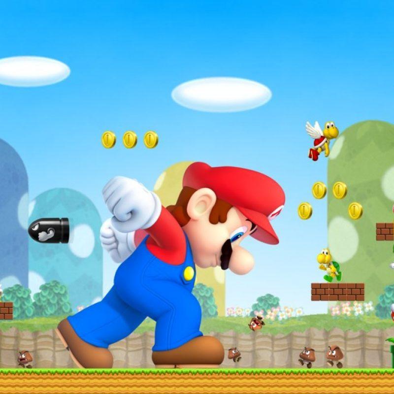 10 Latest Super Mario Bros Wallpaper Hd FULL HD 1080p For PC Desktop 2021 free download new super mario bros hd wallpaperturret3471 on deviantart 800x800
