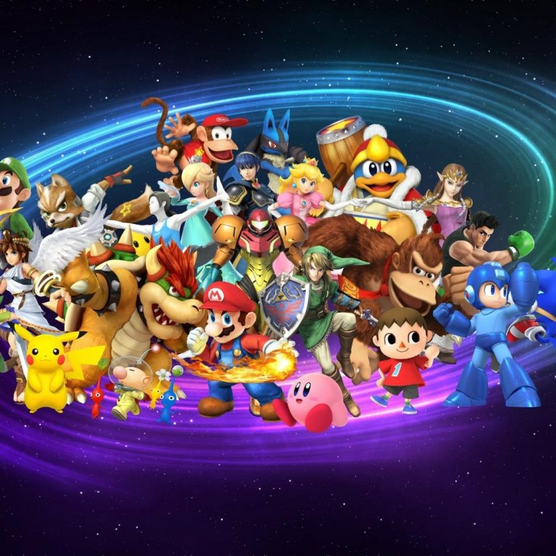 10 New Super Smash Bros Wallpaper FULL HD 1920×1080 For PC Background 2018 free download new super smash bros wallpaper updated with diddy kong 1080p 800x800