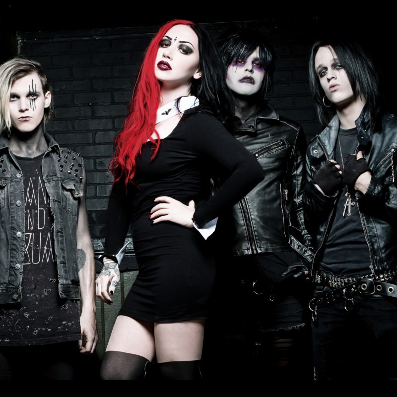 10 Most Popular Get Scared Band Wallpaper FULL HD 1920×1080 For PC Background 2018 free download new years day get scared eyes set to kill the relapse symphony 800x800