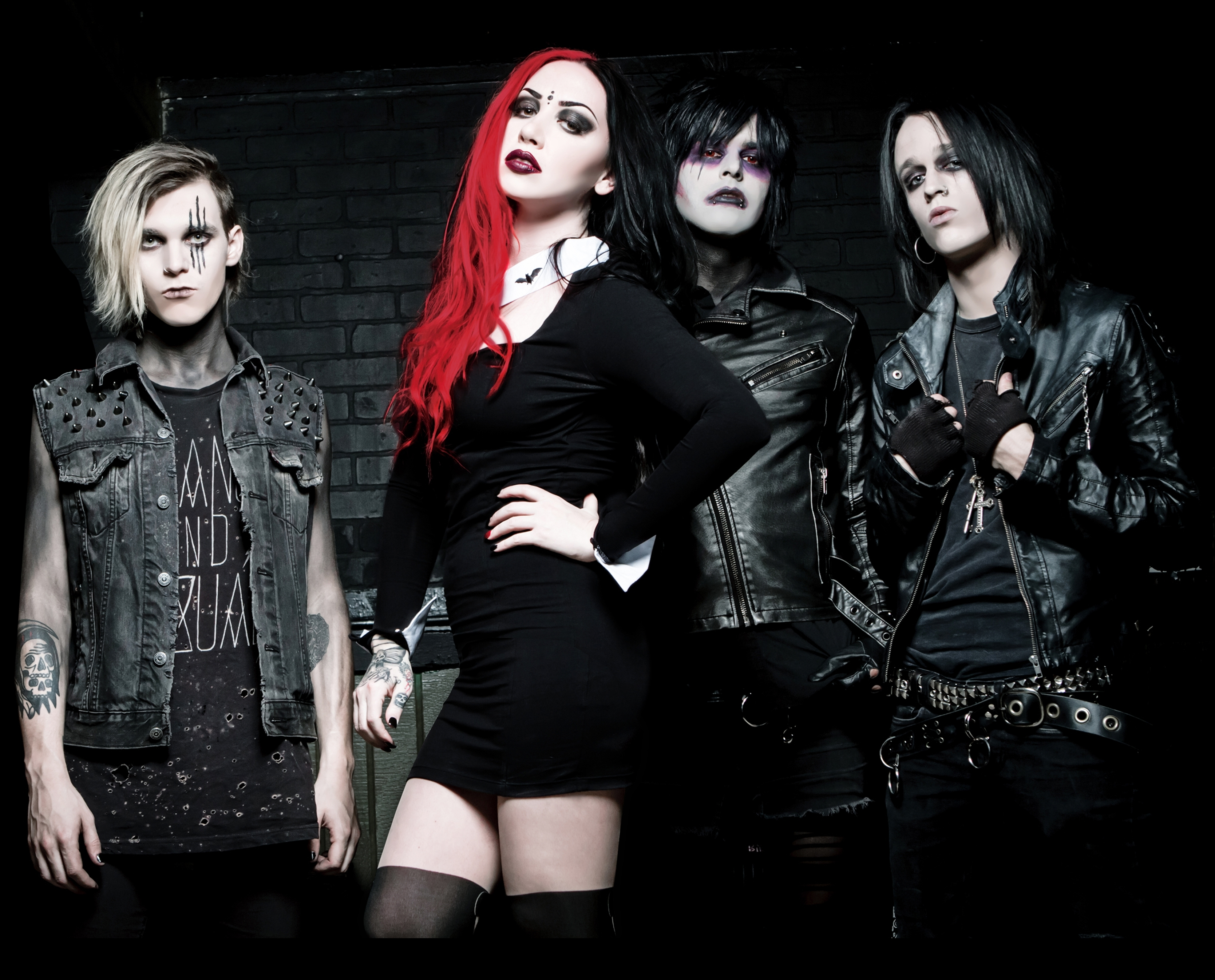 new years day * get scared * eyes set to kill * the relapse symphony