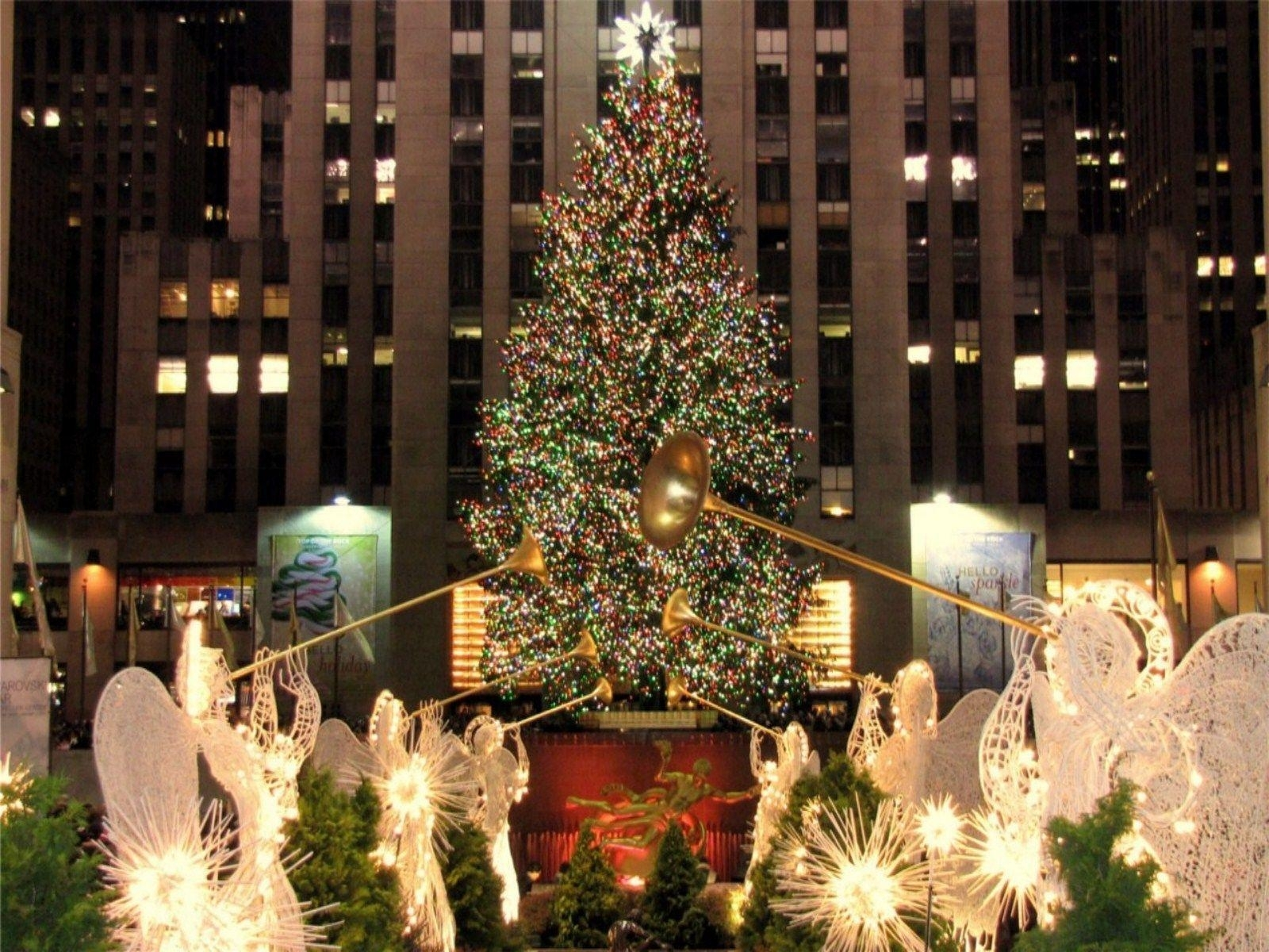 10 Best New York City Christmas Wallpaper FULL HD 1920×1080 For PC Background